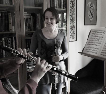 oboe teaching
